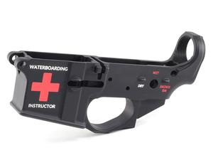 Spike's Tactical Waterboarding Stripped Lower Colorfill