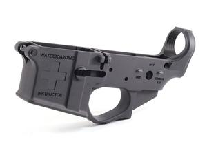 Spikes Tactical Waterboarding Stripped Lower No Color Fill