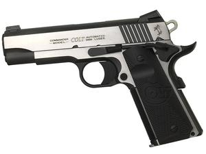 Colt Combat Elite Commander 9mm Pistol SS/Black