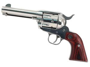 "Ruger Vaquero .45ACP/.45LC 4.62"" SS 6rd"