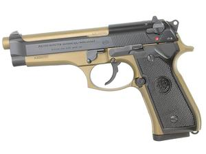 Beretta 92FS 9mm Bronze/Black 15+1 Pistol