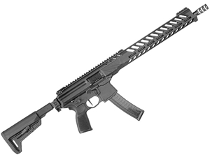 "Sig Sauer MPX Competiton 9mm 16"" Rifle"