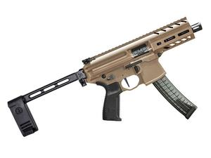 "Sig Sauer MPX 9mm 4.5"" Pistol Coyote"