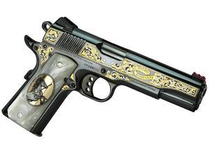 Colt El Potro Rampante .38 Super 5in 9rd Limited Edition O1973CCS-EPI
