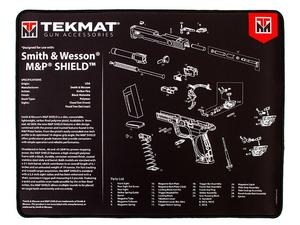 TekMat Smith & Wesson M&P Shield Ultra Premium Gun Cleaning Mat