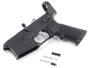 Anderson Mfg AR15 Ambi Partial Lower Assembly