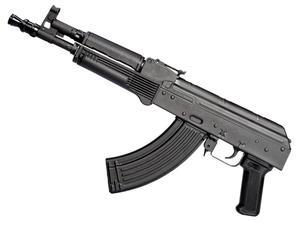 Pioneer Arms Corp. Hellpup AK-47 Pistol 7.62x39mm 11.7in 30rd Black AK-0031