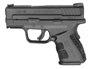 "Springfield XD Mod.2 9mm 3"" Sub-Compact Black - Gear Up Package"