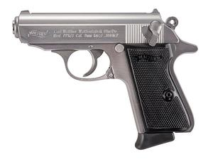 Walther PPK/S Stainless .380ACP Pistol