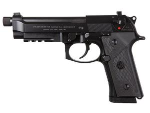 Beretta M9A3 9mm Black Pistol 17rd TB Decocker Only