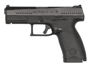 CZ P-10 C 9mm Pistol w/ Reversible Mag Catch