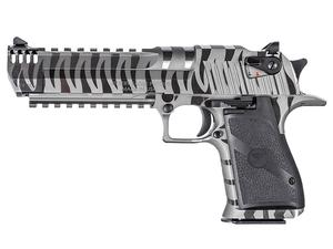 "Desert Eagle .44 Mag 8rd 6"" White Tiger Stripe"