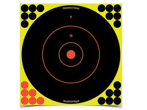 "Birchwood Casey Shoot-N-C 12"" Bulls-Eye, 12 Pack"