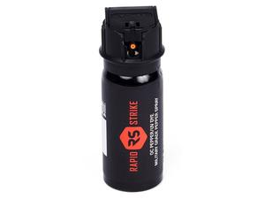 MFT/Rapidstrike Pepper Spray Mark III Tactical Flip Top, L3 OC/UV, 1.8oz, Gel, Black