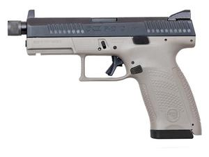 CZ P-10 Compact 9mm Suppressor Ready Urban Gray 10RD