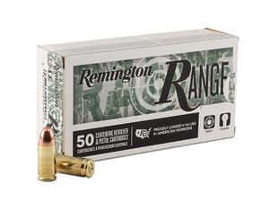 Remington Range 9mm 115gr 50rd Ammo