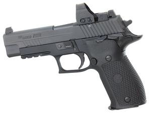 USED - Sig Sauer P226 SAO RX 9mm Pistol