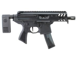 "Sig Sauer MPX Copperhead 9mm 4.5"" Pistol Black"