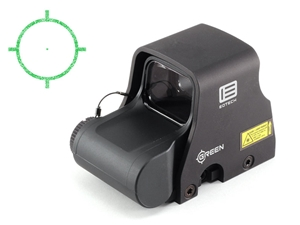 EOTech XPS2-0 Green Reticle