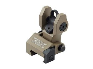 TROY Folding Battle Sight Rear FDE