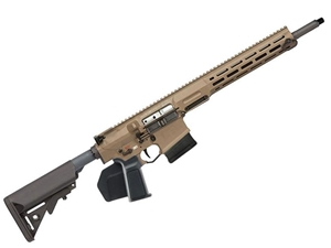 "LMT MWS .308 16"" SS MWS Sniper Rifle FDE - CA Featureless"