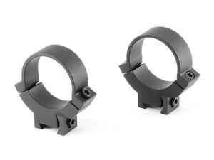 Warne 30mm Rimfire Matte Rings