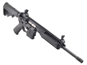 "LWRC IC-A2 5.56mm 14.7"" Black - Factory CA"