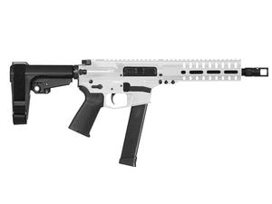 "CMMG Banshee 300 8"" 10mm Pistol Snow White"
