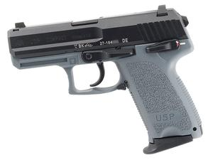 HK USP9 Compact 9mm Gray V1 10rd NS 81000360