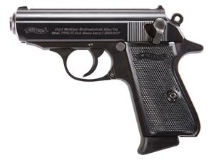 Walther PPK/S Blued .380ACP Pistol