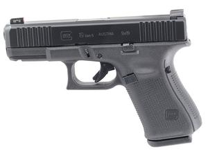 Glock 19 Gen5 w/ AmeriGlo Bold Sights - Blue Label