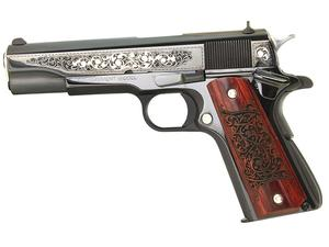 "Colt Series 70 Gustave Young .45ACP 5"" Pistol"
