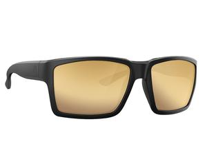 Magpul Explorer XL Polarized, Black Frame, Bronze Lens Gold Mirror