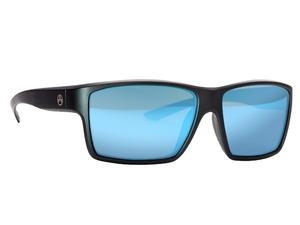 Magpul Explorer Polarized, Black Frame, Bronze Lens Blue Mirror