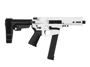 "CMMG MkGs Banshee 300 5"" 9mm Snow White"