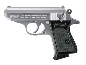 Walther PPK Stainless .380ACP Pistol