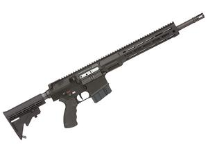 "LMT MWS 308 16"" MLOK Defender Series Rifle - CA"