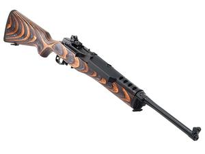 "Ruger Mini-14 Ranch 18.5"" 5.56mm 5rd 1 of 300 Blued"