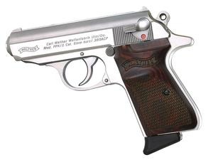 USED - Walther PPK/S .380 Pistol SS First Edition