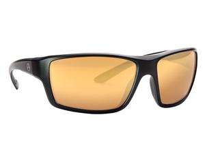 Magpul Summit Polarized, Black Frame, Bronze Lens Gold Mirror