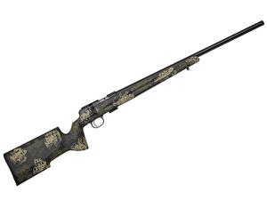 "CZ 457 Varmint Precision Trainer .22LR 20.5"" Rifle Manners Composite Stock - BLEM"