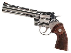 "Colt Python .357MAG SS 6"" 6rd Adjustable Sights"