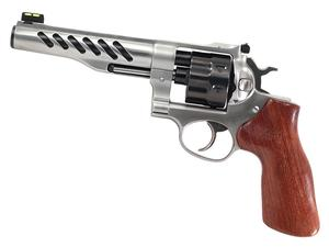 "Ruger Super GP100 9mm 6"" 8rd Stainless"