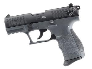 "Walther Arms P22 22LR Tungsten Gray 3.42"" CA"