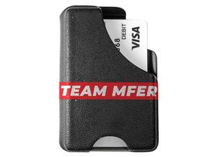 Mission First Tactical Team Mf'er Minimalist Wallet