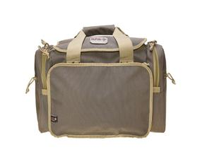 GPS Outdoors Large Range Bag - Rifle Green/Khaki