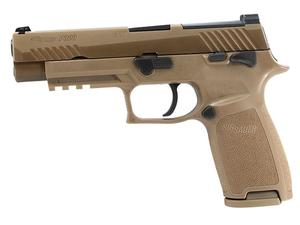 Sig Sauer P320-M17 9mm Coyote w/ Manual Safety 1 Magazine