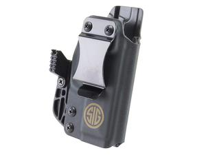 Sig Sauer P365 APX Holster, Right Hand, Black, Optic Ready