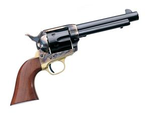 "Uberti 1873 Cattleman II Brass .45 Colt 5.5"" Single Action Revolver"