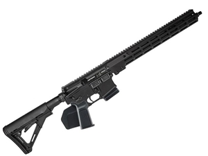 "Geissele Duty 16"" 5.56mm Rifle, Black - CA Featureless"